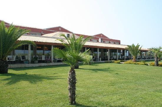 Agios Georgios, Grecia: Le joli restaurant