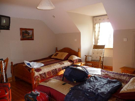 Dungarvan, İrlanda: bedroom 1