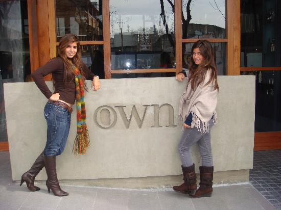 Own Palermo Hollywood: My girls @OWN