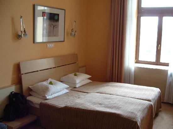 Absolutum Boutique Hotel: la mia stanza