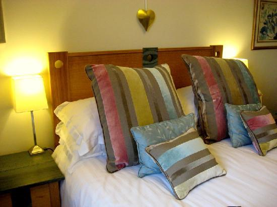 Easedale Lodge: The very comfortable bed