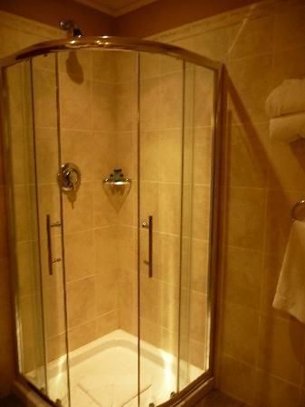 Lake Hotel : Shower
