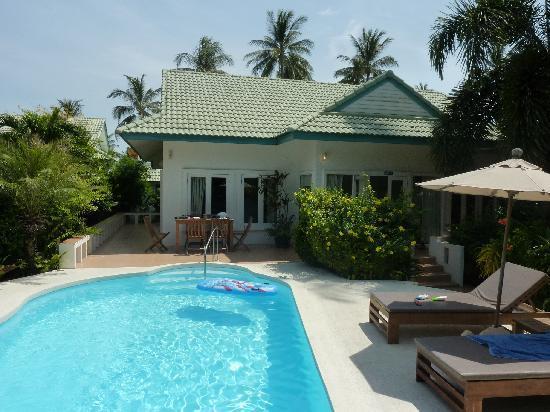 Shiva Samui : Villa with pool