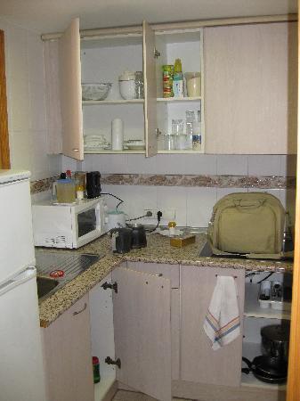 Buenavista : Cocina del apartamento.