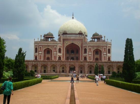 สุสานหูมายุน: नवि दिल्ली