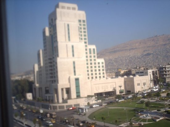 Damascus, Siria: Four Season Hotel