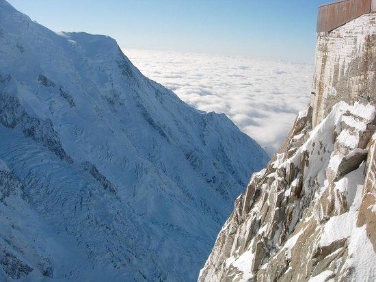 Maeva Residence Le Chamois Blanc: Monte Bianco