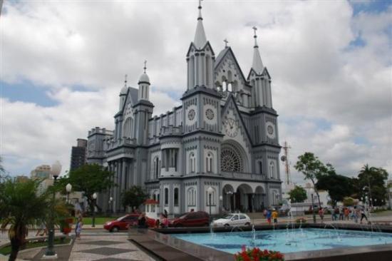 Iglesia se Itajai