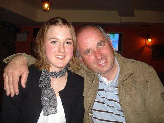 Оранмор, Ирландия: Me & John