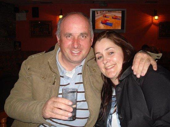 Оранмор, Ирландия: John & Lucy