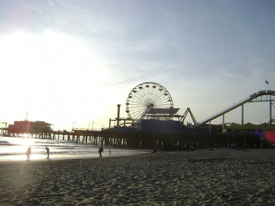 Bilde fra Santa Monica