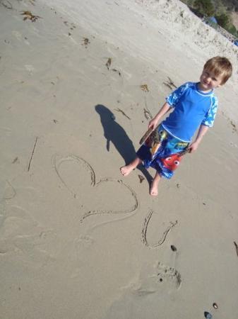 Dana Point, Kalifornia: I love u