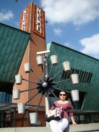 NEMO Science Museum: Museo Nemo