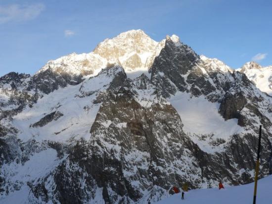กูร์มาเยอร์, อิตาลี: Mont Blanc