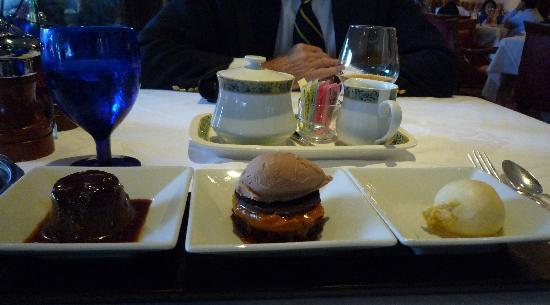 Charles Court: My dessert!!!