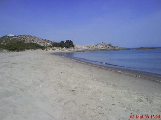 Kós, กรีซ: plage de sable