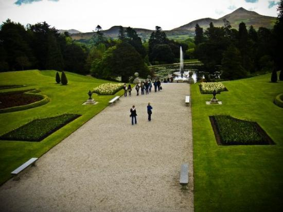 Hotels Near Powerscourt Gardens