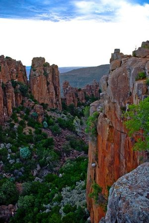 Valley of Desolation Graaff-Reinet, South Africa