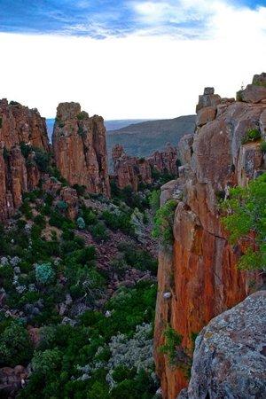 Graaff-Reinet, جنوب أفريقيا: Valley of Desolation Graaff-Reinet, South Africa