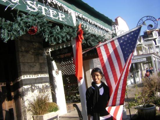 อาบีลีน, เท็กซัส: The United States of Americaaa!! ouaaahouuu