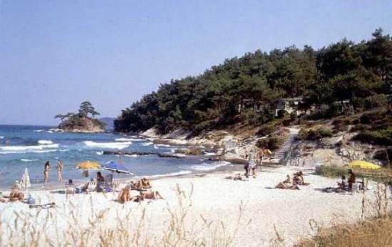 Thassos Town (Limenas), กรีซ: Thassos