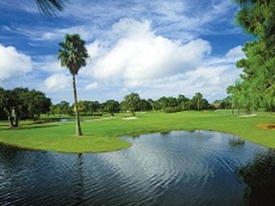 โฮโมซัสซา, ฟลอริด้า: World woods golf club,Tampa .