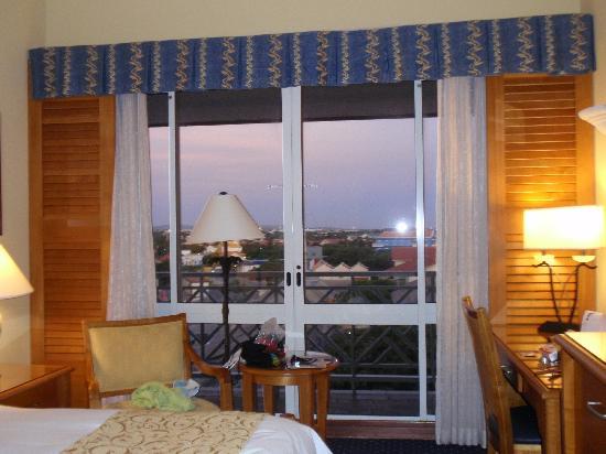 Renaissance Aruba Resort & Casino: Window/balcony view