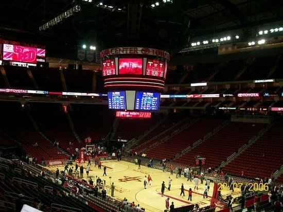 Toyota Center