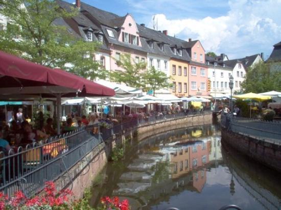 Bilde fra Saarburg