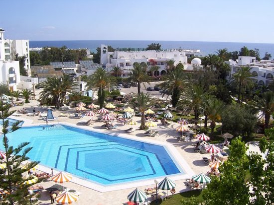 Hotel Riviera: Vårt hotell / Our hotelAllegro Riviera **** ALL INCLUSIVE...