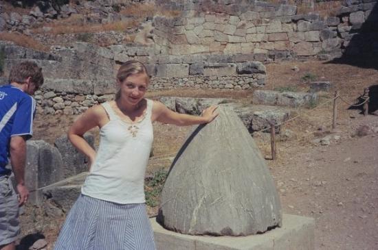 เมืองโบราณเดลฟี: Delphi