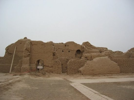 Ancient City of Gaochang (Kharakhoja)