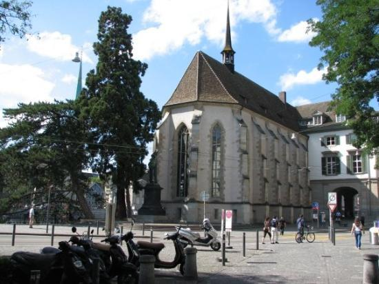 tourism canton zurich vacations
