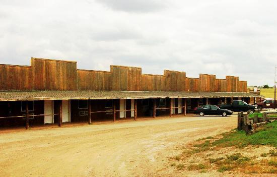 Buffalo Gap Guest Ranch and Trail Head: Buffalo Gap Ranch Guesthouse