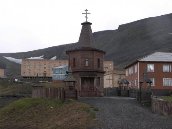 ลองเยียร์เบียน, นอร์เวย์: Barentsburg