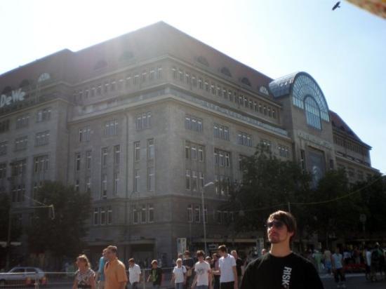 Kaufhaus des Westens (KaDeWe) ภาพถ่าย
