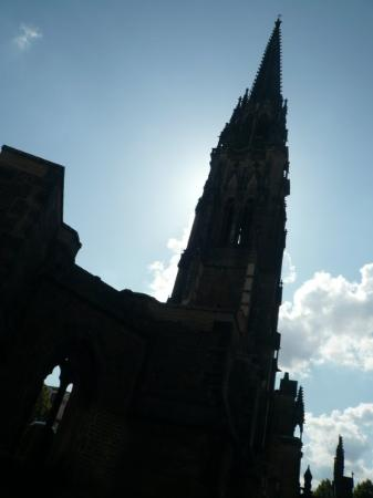 St. Pauli: architecture of the sky #1