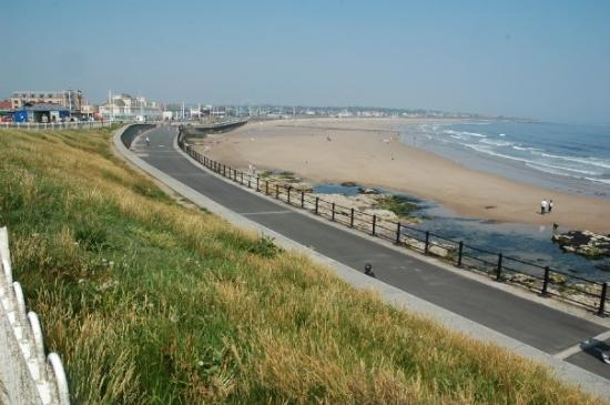Seaburn Beach Picture of Sunderland Tyne and Wear TripAdvisor