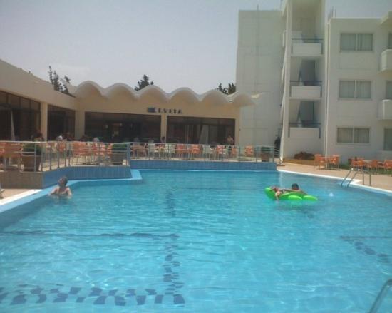 Evi Hotel Rhodes Photo