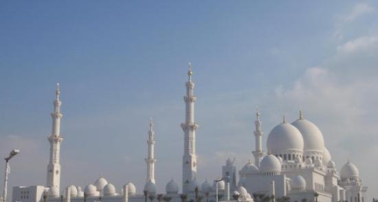 มัสยิดชีคซาเญด: Sheikh Zayed Bin Sultan Al Nahyan Mosque