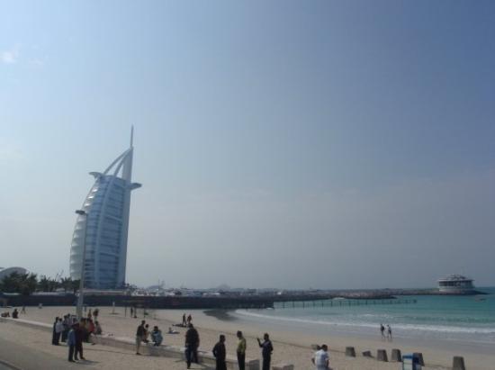 Jumeira Beach and Park: Jumeirah Beach