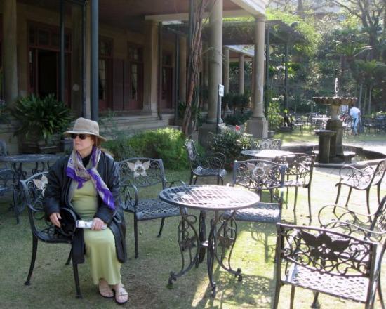 ญาจาง, เวียดนาม: Botaniske hagen i Pusan.Korea. Foto: WBL