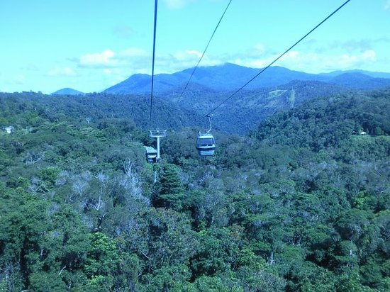 Kuranda & Cairns Sightseeing Tour