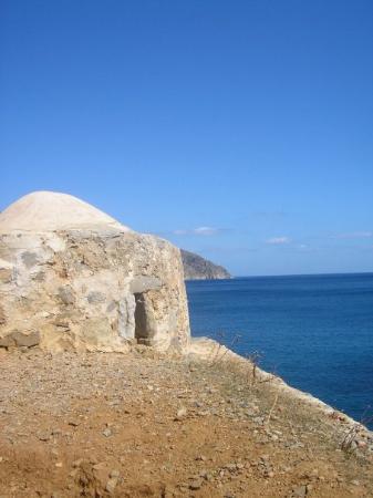 Agios Nikolaos, กรีซ: Spinalonga