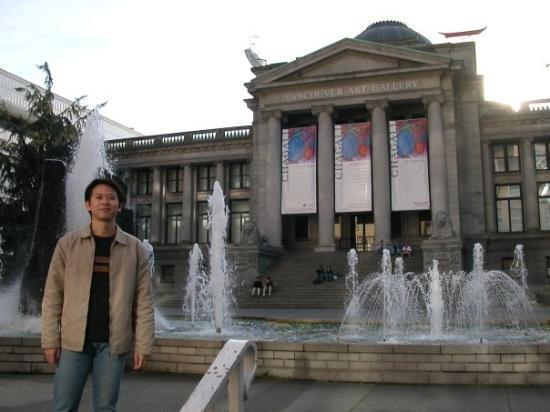 Vancouver Art Gallery: Vancouver Gallery, Vancouver, Canada