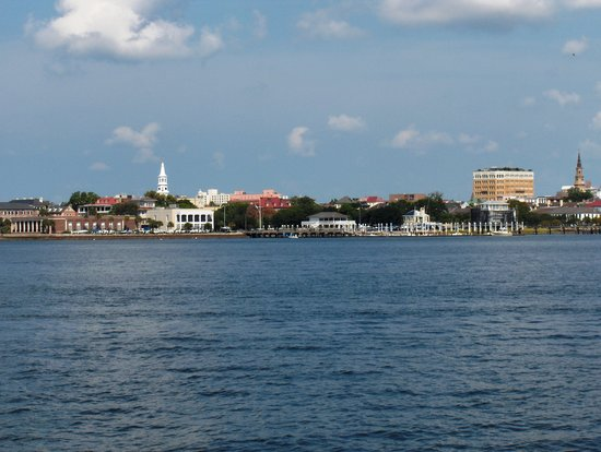 ‪تشارلستون, ساوث كارولينا: Harbour View of Charleston‬