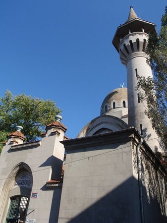 ‪The Mosque of Constanta - Minaret‬