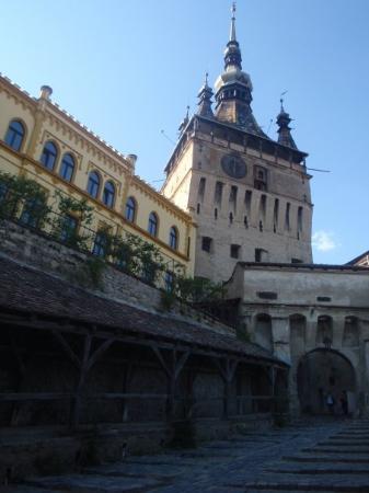 หอนาฬิกา: Turnul cu ceas/The Clock Tower