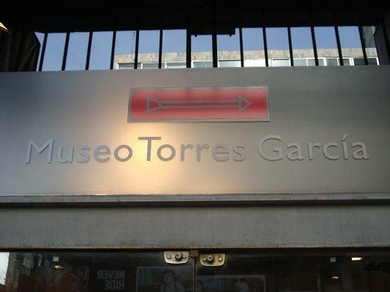 Montevideo, Uruguay: Museo Torres García