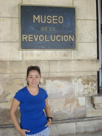 Museum of the Revolution (Museo de la Revolucion) ภาพถ่าย